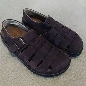 Birkenstock fisherman sandals, size 41